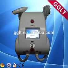 GGLT factory new product Portable Elight+RF+Nd Yag Laser