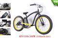 Hummer Fett Reifen elektro-fahrrad, hoher geschwindigkeit lithium batterie schnee Strand elektro-bike( PS- Strand Fahrrad)