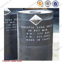 SGS Test 96% 99% dry caustic soda