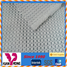 heavy duty polyester fire retardant mesh fabric