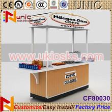 2014 mobile ice cream cart outdoor ice cream cart equipment for sale