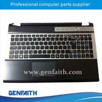 With case laptop keyboard for Samsung RF511 BR version black