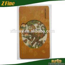 Blank pvc id cr80 Card