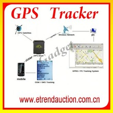 Cheap GPS Car Tracker TK102 Portable GPS Tracking Device With Data Logging & Motion Alerts