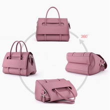 Designer women leather handbags fashion lady bags from the professional manufacture with 11years, OEM order is welcomed