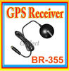 New Arrival! High Accuracy GPS Receiver BR-355 PS2 GPS Receiver SIRF III Laptop