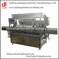 Shanghai fábrica automático líquido blanqueador y detergente líquido máquina de llenado de botellas