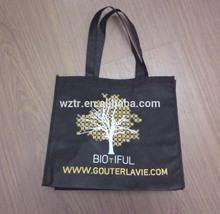 reusable eco friendly shopping bags/reusable recycle non woven bags