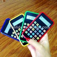 Pocket mini calculator low price, phone style calculator