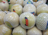 Pomelo in Fresh Citrus Fruits