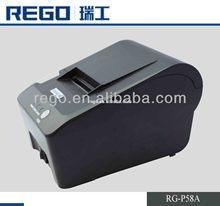 58mm POS bluetooth receipt printer supporting Arabic language RG-P58A