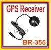 Smallest PS2 Connect Port GPS Receiver Globalsat BR-355 G-mouse GPS Receiver