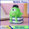 Shenzhen power pack bank manuafacture battery pack 5v for lenovo p780 charger