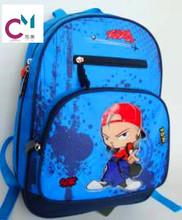 2014 Kid Fashion Cool Boy Children School Book Bag