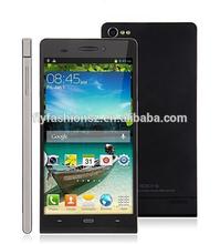"Original Android 4.2 MTK6589 quad core 6"" Smart cellphone 8MP dual Camera"