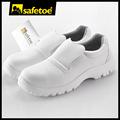 Zapatos blancos de enfermería, zapatos blancos para nursed, alto talón zapatos de enfermera l-7201