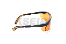 anti-fog anti-dust laboratory safety goggles transparent cheap safety glasses with CE Z87 - KSEIBI