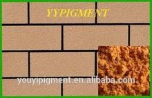 iron oxide pigments for color asphalt
