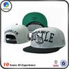 custom cotton twill snapback hat oem