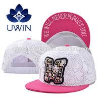 Lace La Cap Spikes Wholesale Blank Snapback Hats