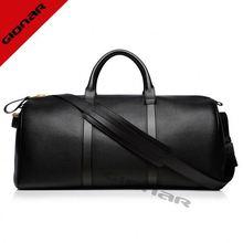 DH2280 Gionar Handmade Genuine Leather Duffel Travel Bag