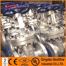 ANSI cast steel gate valves