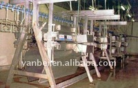 Stainless Chicken Chiller Poultry Slaughter Machine