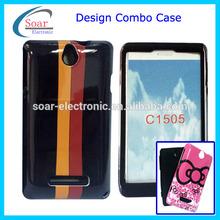 Xperi E C1505 protector double design phone cases