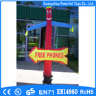 Good price inflatable tire advertising