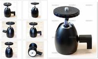 """Mini tripod mount Metal Camera Ball Head Holder 1/4"""" Screw small tripod mount"""