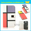 all-purpose Blanket Stitch leather case for mobile phone,sleeve leather phone case