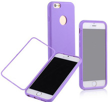 2014 New arrival cheap price wholesale case,TPU+PET mobile phone case,cover for iphone6
