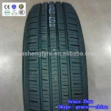 Hot sale PCR tire P205-75R14 for Canada market
