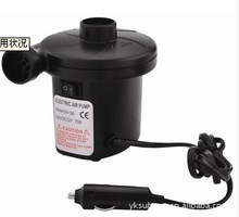 Mini 12V DC Electric Air Pump With Car Adapter For Inflatable Pvc /Boat/Tent/Toys/Tools/Mattress/Beds