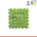 Eco- Amichevole materiale del pe indietro eva erba bambini puzzle tappeto