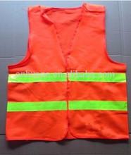 red polyester mesh safety vest,reflective safety vest motorcycle