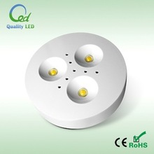 color-changing rgb led puck light
