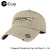 high quality cotton twill baseball hat ccap-116
