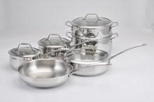 Dw002 rena ware 18/8 304 pentolamein acciaioinox set da cucinaingrosso pentole