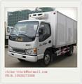 Jac camion gauche, mini camion frigorifique, nouvelle voiture avec un frigo corée et la chine