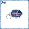 2014 wholesale transparent plastic key chains/ acrylic key chains
