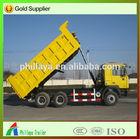 30Ton truck tractor used hydraulic dump trailer,dumper semi trailer,tipper trailer for sale