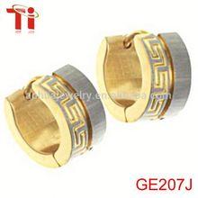new design fashion design basketball wives earrings