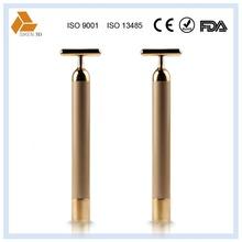 v care handheld electric vibrator massager 24k gold beauty bar