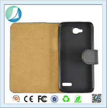 Hot sale folioing book style mobile phone case for alcatel 6012