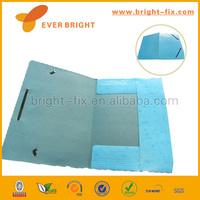 2014 Hot Sale and Supplier paper cardboard file folder/paper folder for documents/promotional paper file folders