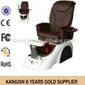 2014 manicure pedicure spa chair & footsie banho pedicure spa chair & elétrico usado cadeira pedicure ( KZM-S171-7 )
