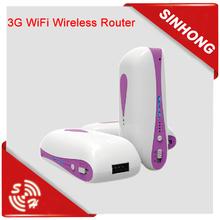 3G wireless hotel hotspot / repeater / cloud storage / ADSL WiFi Router for GSM/CDMA/WCDMA/TD-SCDMA USB Modem