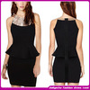 hot sale fashion Popular Women Designer Sexy Bandage Dresses