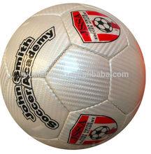 Fabric material soccer balls